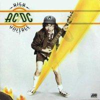 AC/DC - High Voltage, LP, Reissue