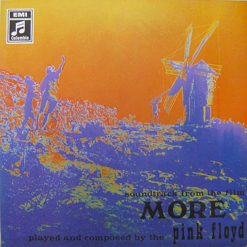 """Pink Floyd - Soundtrack From The Film """"More"""", LP, Reissue"""