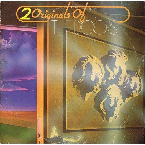 The Doors - 2 Originals Of The Doors, 2xLP, Reissue