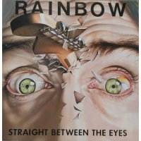 Rainbow - Straight Between The Eyes, LP