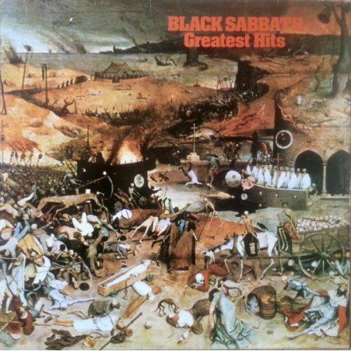 Black Sabbath - Greatest Hits, LP, Reissue