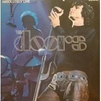 The Doors - Absolutely Live, 2xLP, Reissue