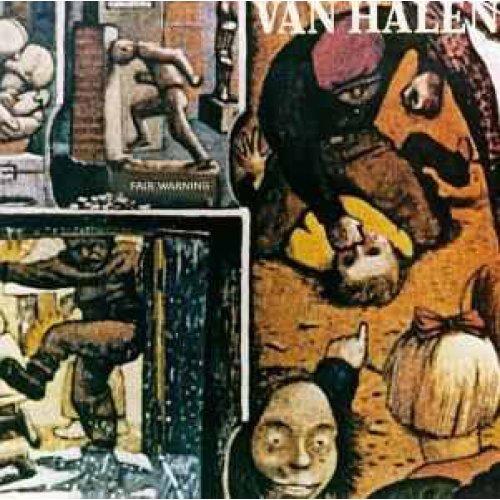 Van Halen - Fair Warning, LP