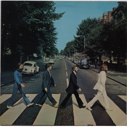 The Beatles - Abbey Road, LP, Repress