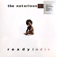 Notorious B.I.G. - Ready To Die, 2xLP, Reissue