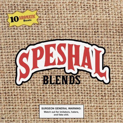 38 Spesh - Speshal Blends Vol. 2, LP