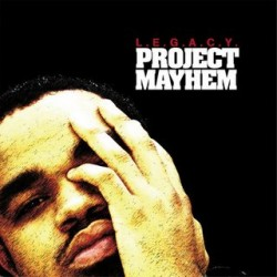 L.E.G.A.C.Y. - Project Mayhem, 2xLP