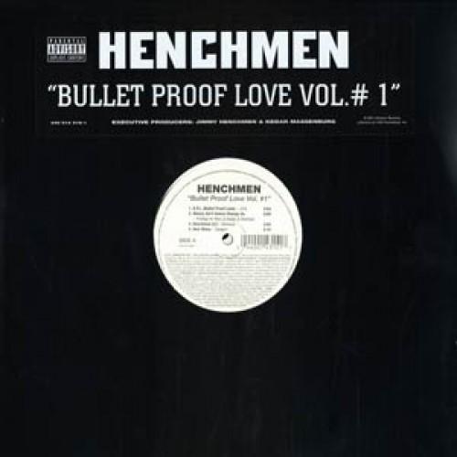 Various - Henchmen - Bullet Proof Love Vol. #1, 2xLP