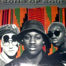 Sons Of Soul - Sons Of Soul, LP