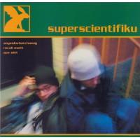 "Superscientifiku - Aayeahwhatchasay EP, 12"", EP"
