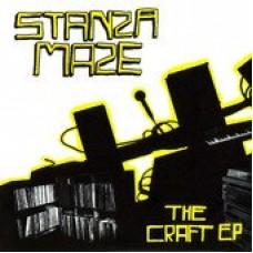 "Stanza Maze - The Craft EP, 12"", EP"