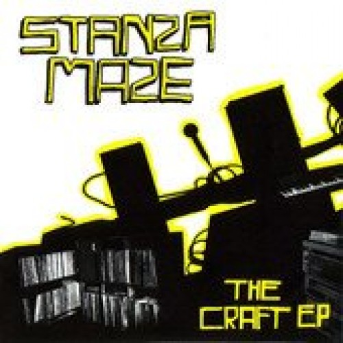 "Stanza Maze - The Craft EP, 12"", EP"