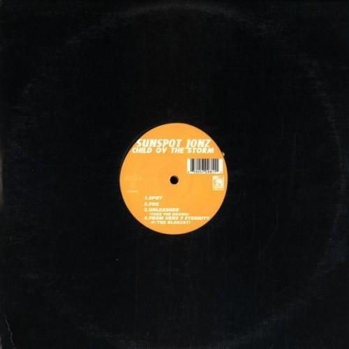 Sunspot Jonz - Child Ov The Storm, 2xLP