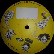 """DJ Spinna - The Jiggy Breaks, 12"""", 33 ⅓ RPM, Test Pressing"""
