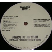 "Phase N' Rhythm - Swollen Pockets / Hook-N-Sling, 12"", Promo"