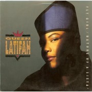 "Queen Latifah - Fly Girl / Nature Of A Sista', 12"", 33 ⅓ RPM, Promo"